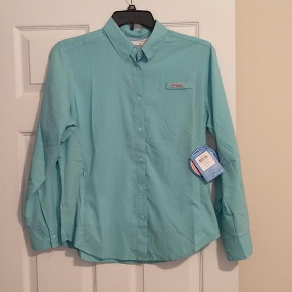 Columbia Tamiami II LS Shirt
